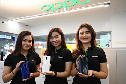 Bekasi di Pilih OPPO untuk Penjualan Perdana OPPO A9 2020