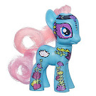 MLP Friendship Blossom Collection Lotus Blossom Brushable Pony
