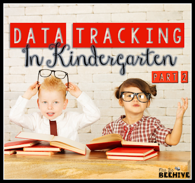 Individual Data Tracking in Kindergarten
