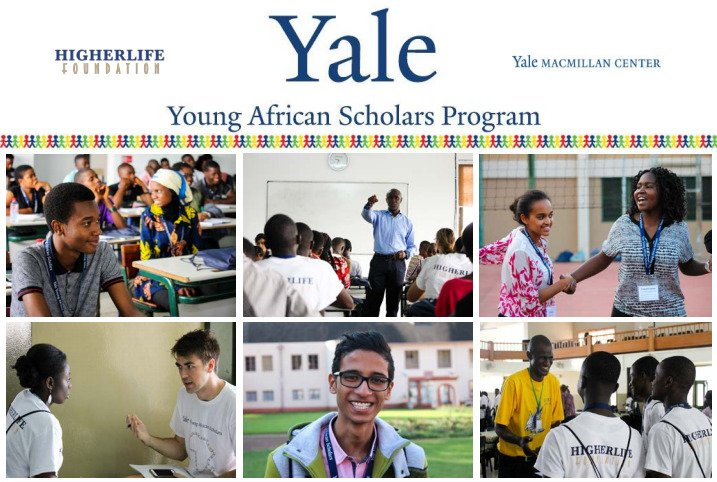 Yale Young African Scholars (YYAS) Programme 2021 for African Students