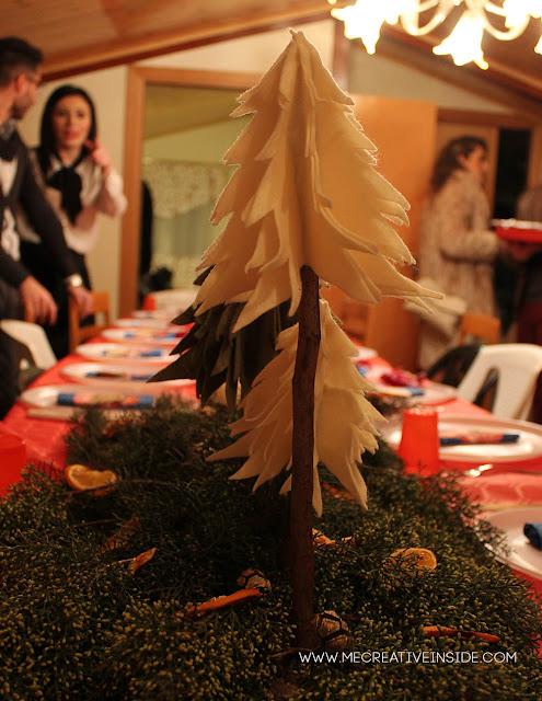 Tutorial albero di natale feltro