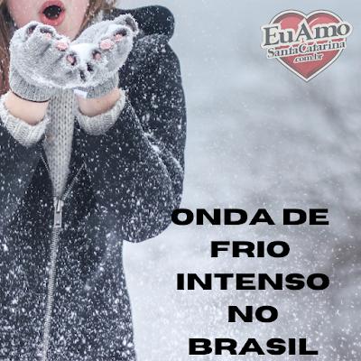 frio intenso no brasil