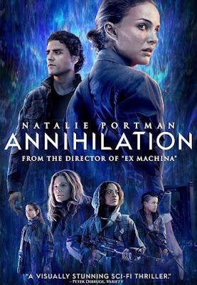 Annihilation 2018, poster