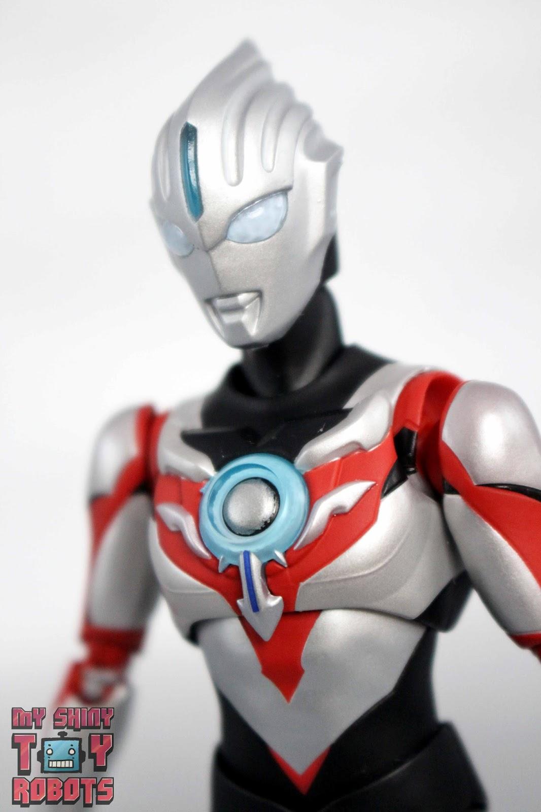 S.H.Figuarts Ultraman DADA Action Figure BANDAI TAMASHII NATION From Japan F//S