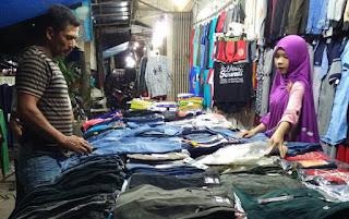 usaha penjualan pakaian