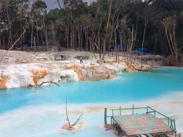 Salju Panas Tinggi Raja Wisata Unggulan dari Sumatera Utara