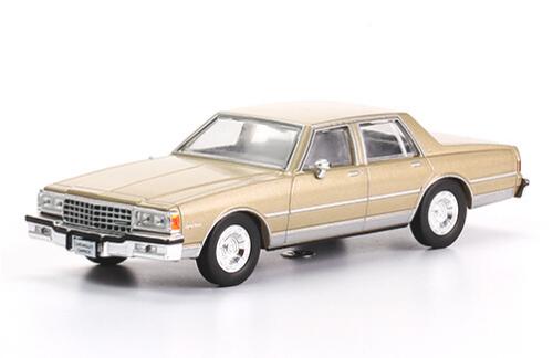 grandes autos memorables Chevrolet Caprice