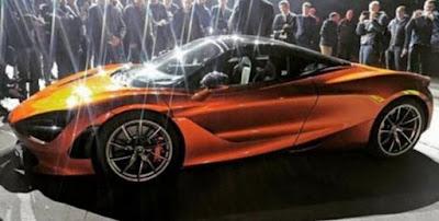 McLaren 720S P14 Leaked Online