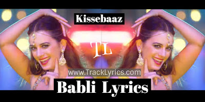 babli-lyrics-kissebaaz