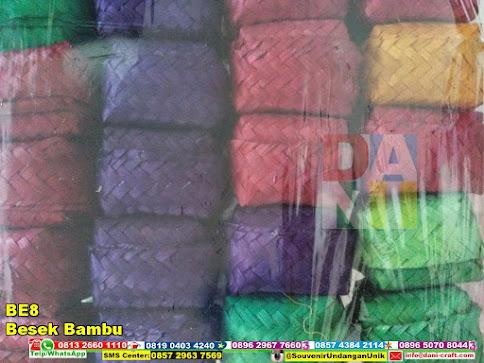jual Besek Bambu