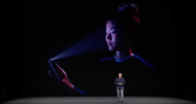 Cara setting Face ID Pada Iphone X