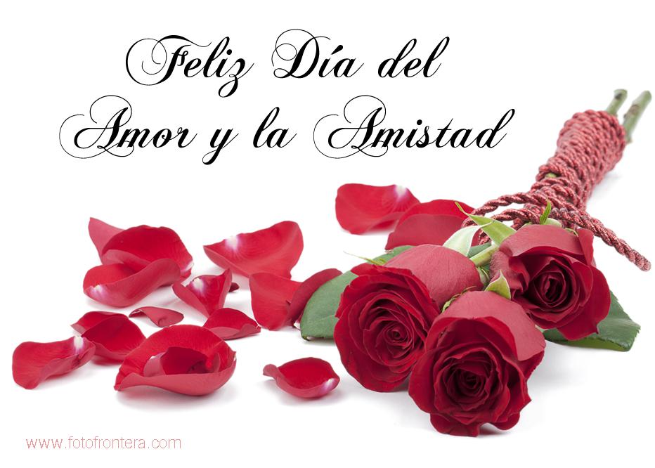 Dias Festivos Feliz Día Del Amor Y La Amistad