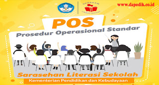 Contoh Prosedur Operasional Standar (POS) Sarasehan Literasi Sekolah