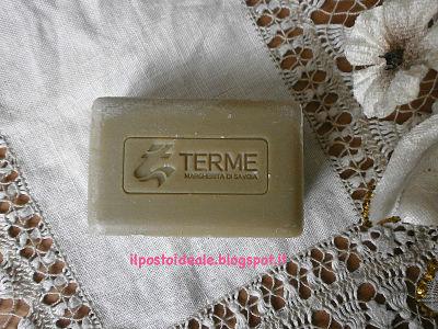 Terme Margherita di Savoia thermal mud soap