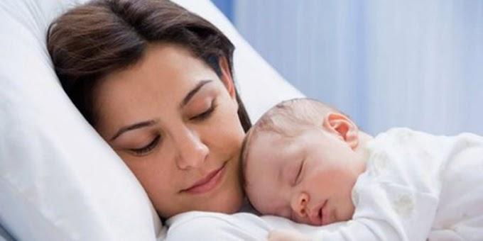 اكتئاب ما بعد الولادة لدى الأم - أعراضه ونتائجه -