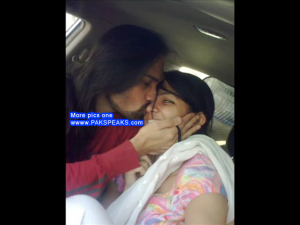 Vj Waqar Zaka Kissing Scandal