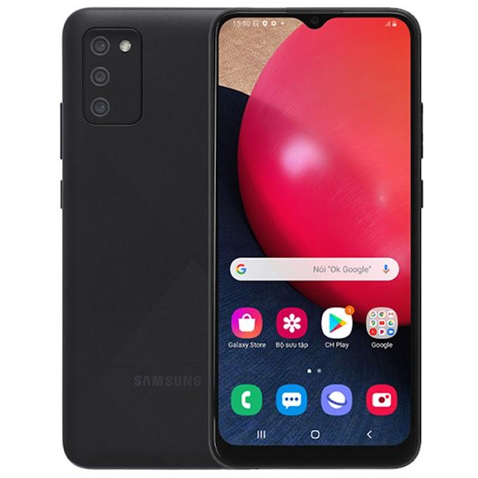 Điện thoại Samsung Galaxy A02s A205G Black