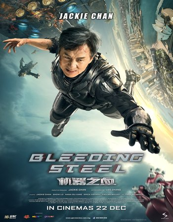 Bleeding Steel Dual Audio HD