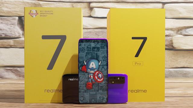 Realme 7 & Realme 7 Pro