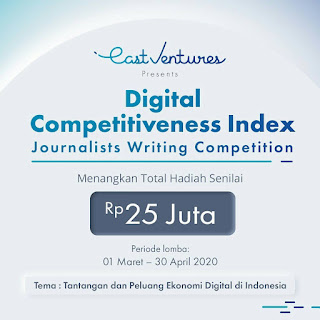 Journalists Writing Competition