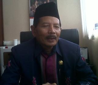 Anggota Komisi D DPRD Jatim H.Makin Abbas