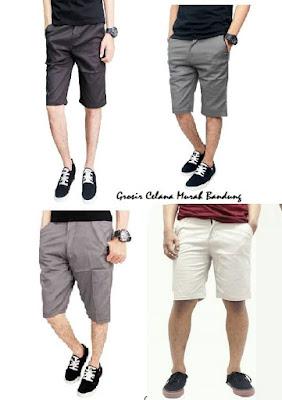 Celana Pendek chino murah / celana chino pendek chinos premium