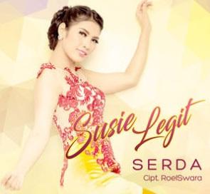 Kunci Gitar Susie Legit - Serda