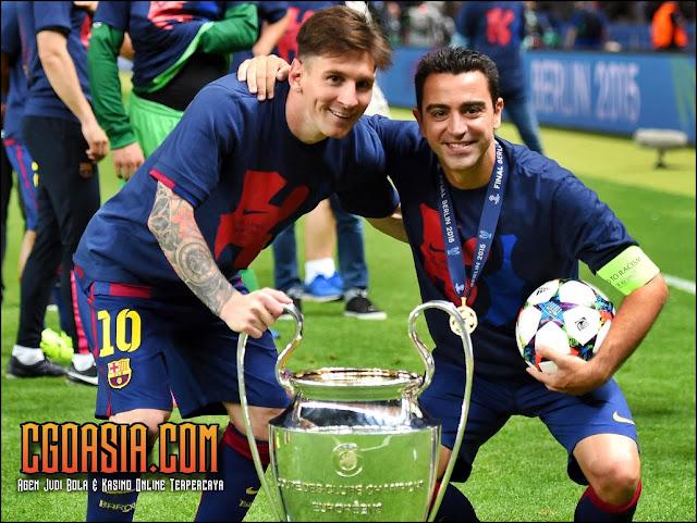 Barcelona berusaha membujuk messi dengan rencana pelatih baru. - Rumahsport.com
