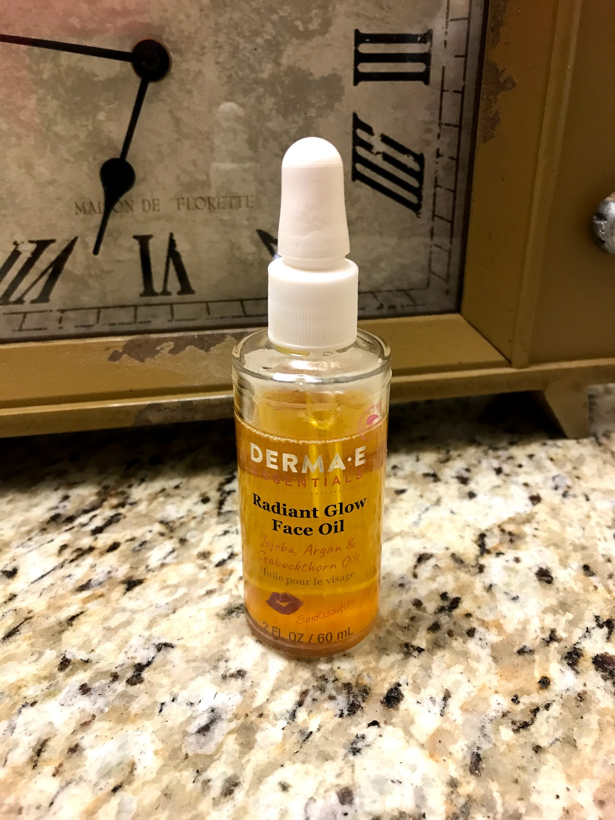 Image: Derma E Glow Oil shred in a haul on Weekend Bits and Favorites