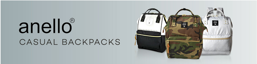 Beg Anello Casual Backpacks di Lazada