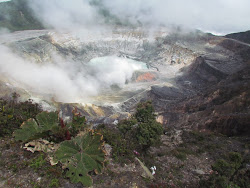 The Crater at Volcan Poas