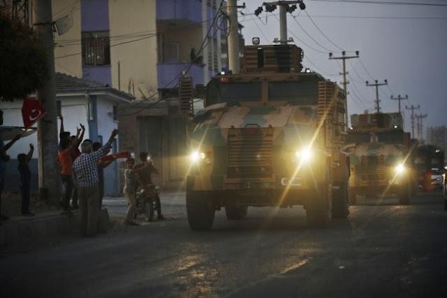 Εντονες αντιδράσεις για την τουρκική επιχείρηση στη Συρία