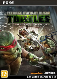 Teenage Mutant Ninja Turtles: Out of the Shadows Download Game