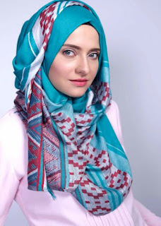 Referensi Model Hijab Modern Shafira Terbaru 2017