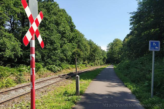 Vennbahn Radweg - Cycling in Belgium