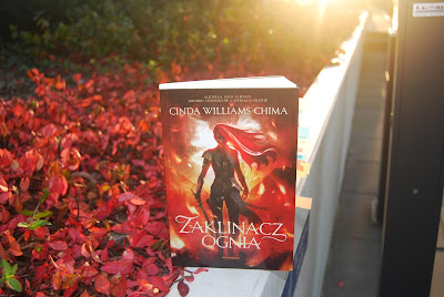 """Zaklinacz ognia"" Cinda Williams Chima"