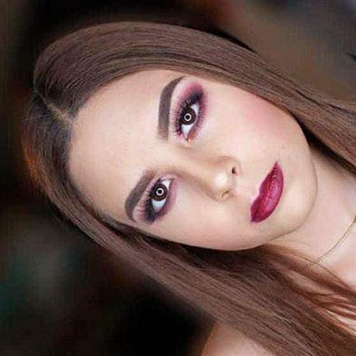 maquillaje perfecto para NocheBuena y NocheVieja