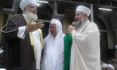 Habib Luthfi: Tarekat Bukan untuk Kebal Senjata dan Berjalan di atas Air/muslimoderat.com