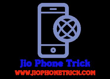 Jio Phone Trick
