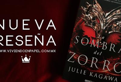 La sombra del zorro — Julie Kagawa