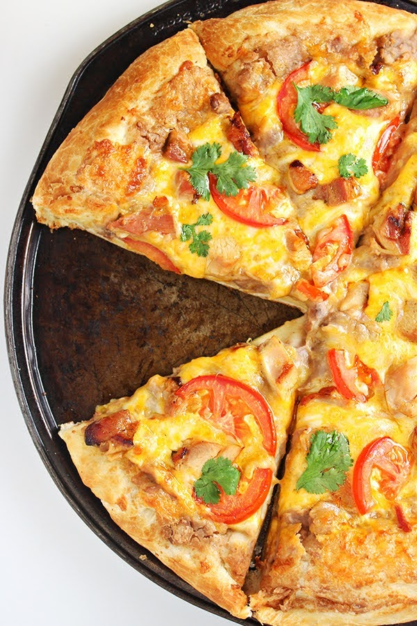 Easy Mexican Pizza | Photo Courtesy of Home Cooking Memories