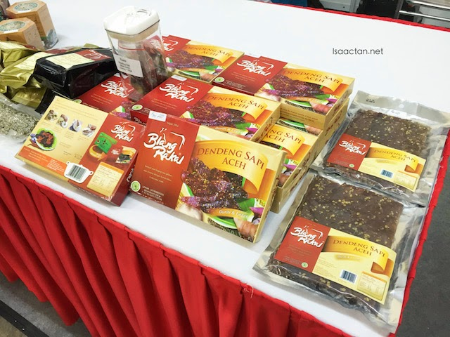 Blang Rakal, an Indonesian product