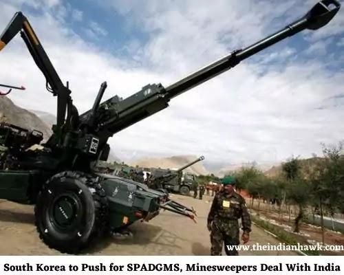 Self Propelled Air Defence Gun Missile System (SPAD-GMS)