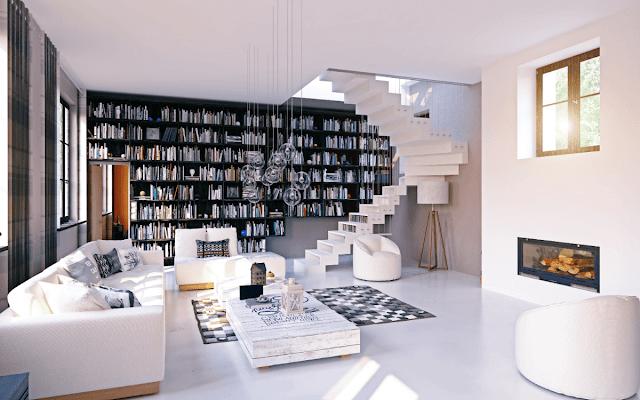 Rekomendasi-Desain-Rak-Buku-Dinding-yang-Minimalis-dan-Elegan