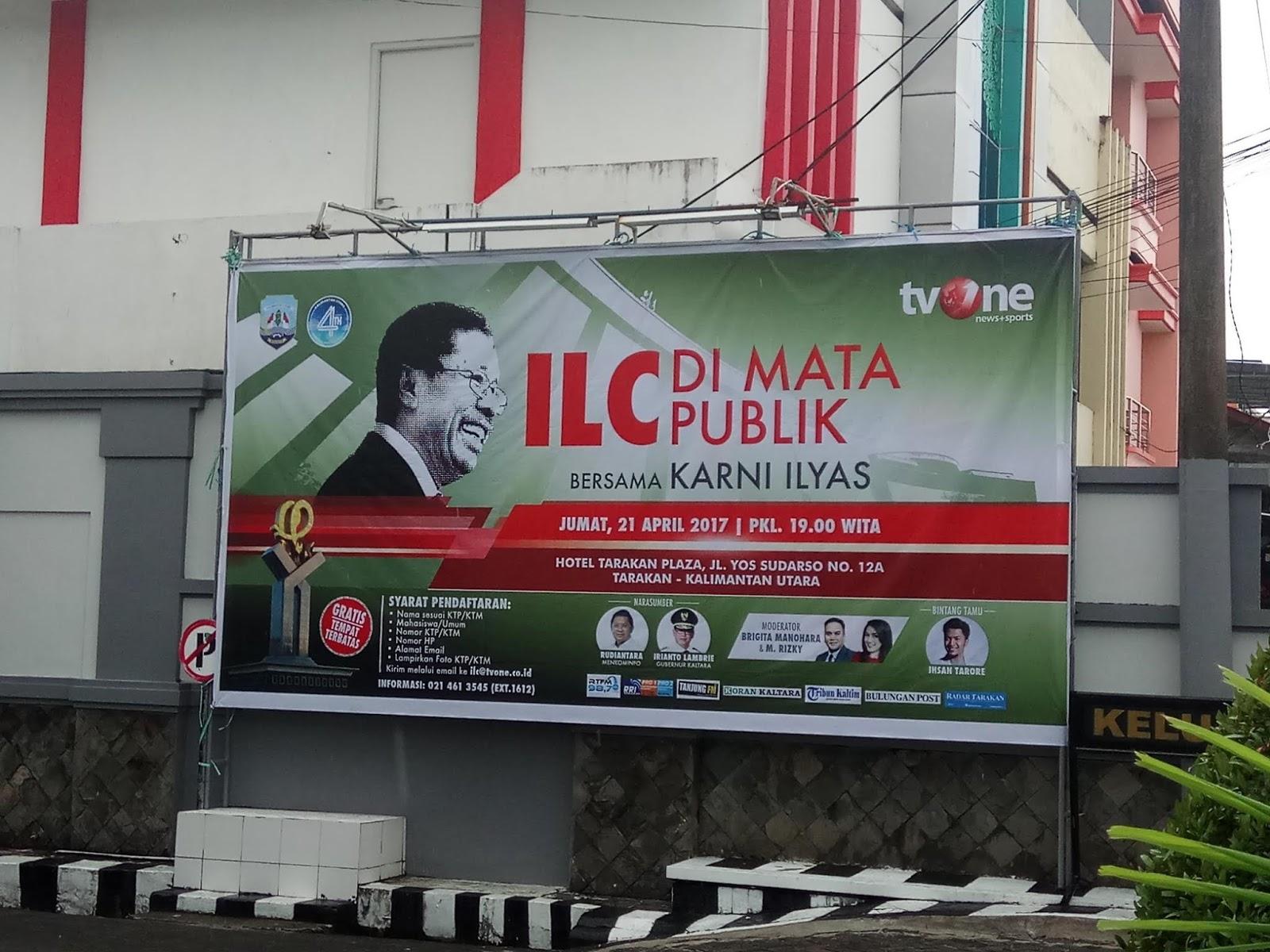 "ILC yang ""Tertekan"" Diungkap di Sidang MK"