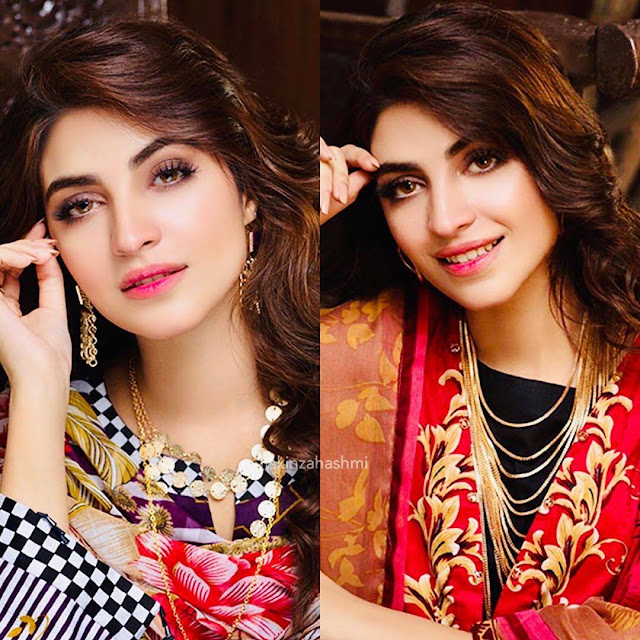 Stunning Clicks of Beautiful Kinza Hashmi