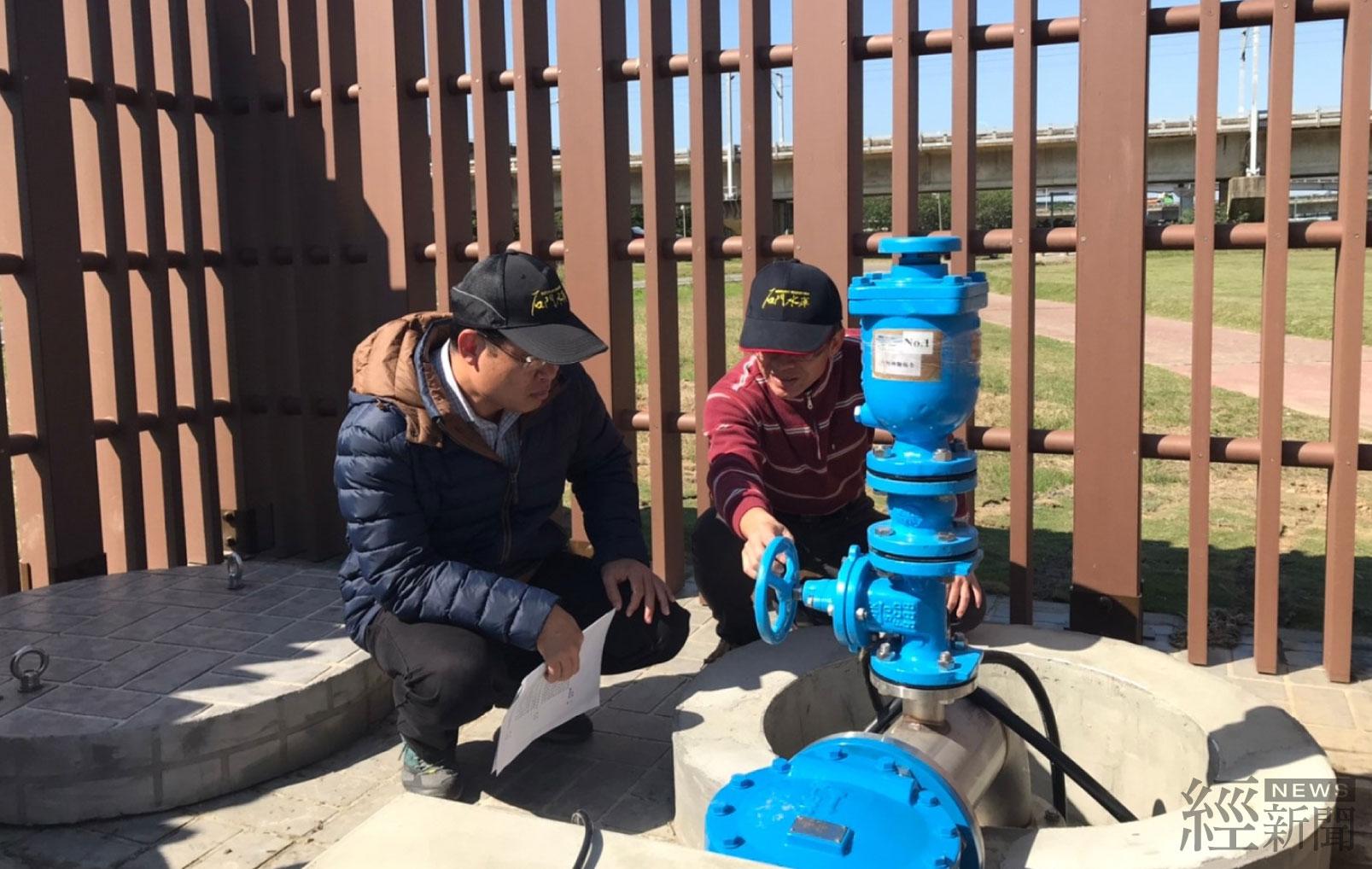 160口備援水井日供水34萬噸 水利署:抗旱關鍵措施
