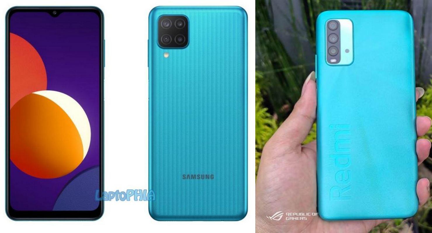 Duel Samsung Galaxy M12 vs Xiaomi Redmi 9T, Harga Beda Tipis Pilih Mana?