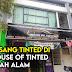 Pasang Tinted Kereta Di House of Tinted Ken Rimba Cawangan Shah Alam