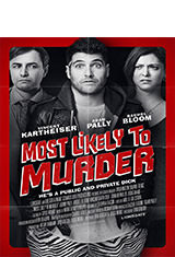 Most Likely to Murder (2018) WEB-DL 1080p Latino AC3 2.0 / ingles AC3 5.1